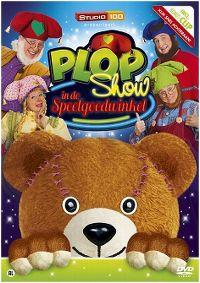 Cover Kabouter Plop - Plop Show - Plop in de speelgoedwinkel [DVD]